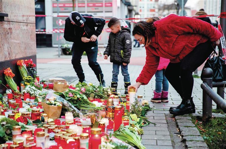 Alemanha tem 'problema de terrorismo'