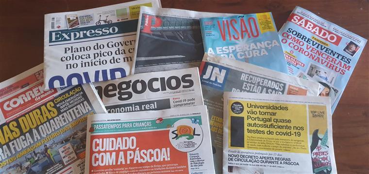 Diretores de jornais e revistas unem-se em apelo aos leitores