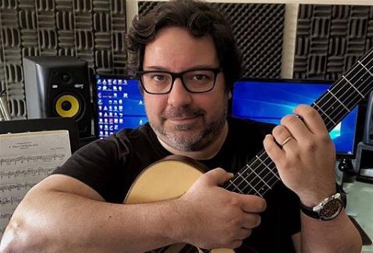 Escolha a música que quer ouvir Nicholas Ratcliffe tocar sábado às 22h no Facebook do SOL - Live