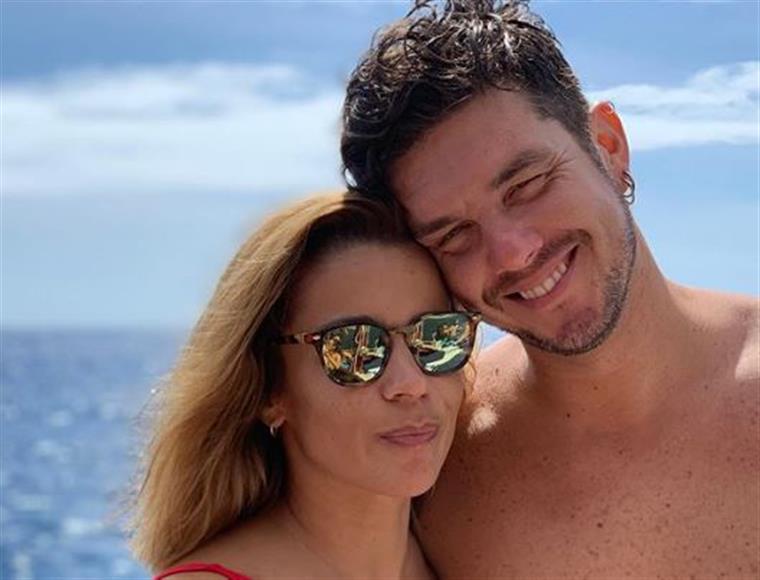 Ruben Vieira Declara Se A Rita Ferro Rodrigues A Mulher Que Eu Amo E Com Quem Quero Envelhecer