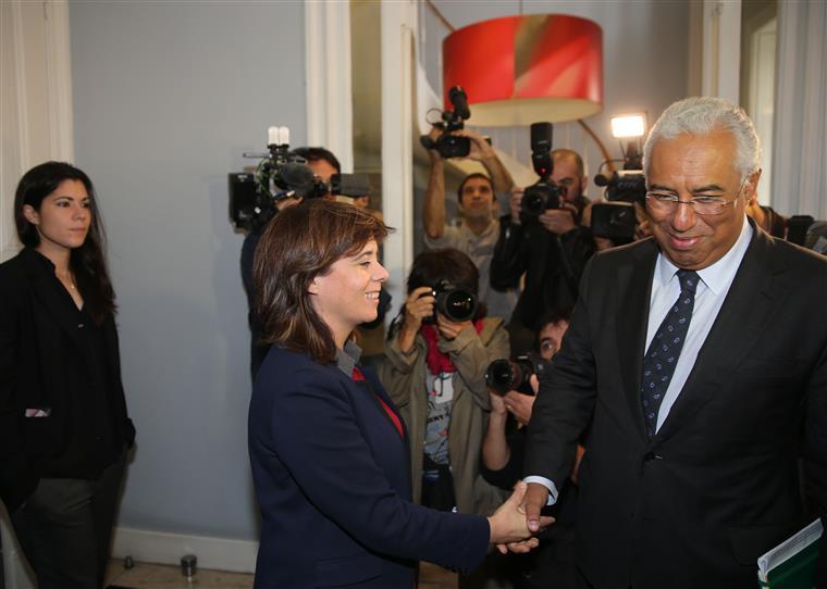 O que poderá então dizer António Costa das intenções da esquerda quando, hoje à tarde, reunir com Cavaco Silva?