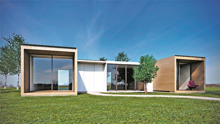 Casas modulares mais baratas e com menos burocracia - Ideas para la casa baratas ...