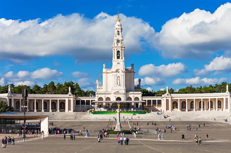 Fátima é um dos grandes destinos turísticos portugueses