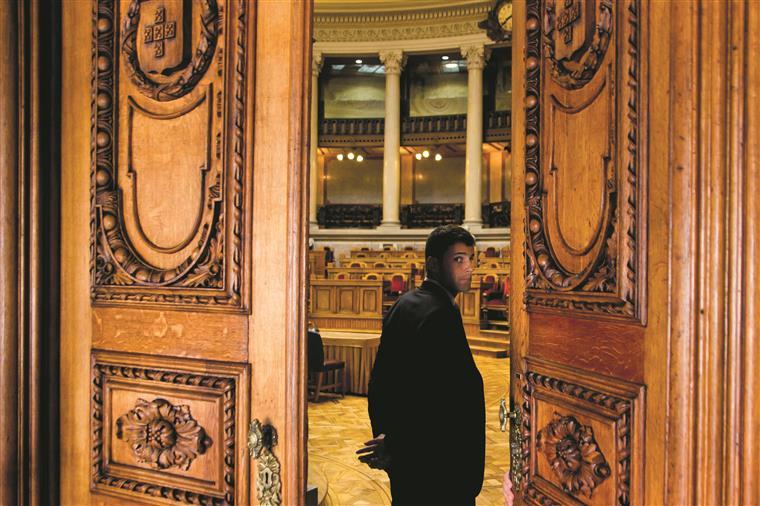 OSenado é a sala mais antiga do parlamento