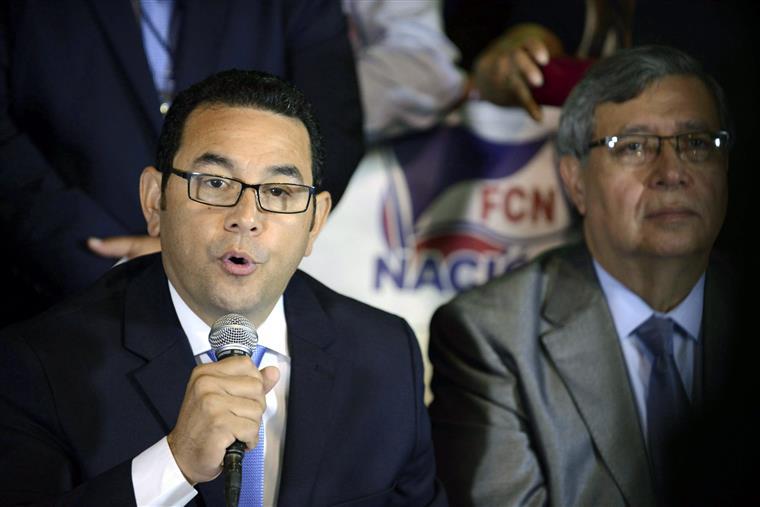 Sandra Torres, da Unidade Nacional da Esperança (UNE), granjeou apenas 32,57% dos votos