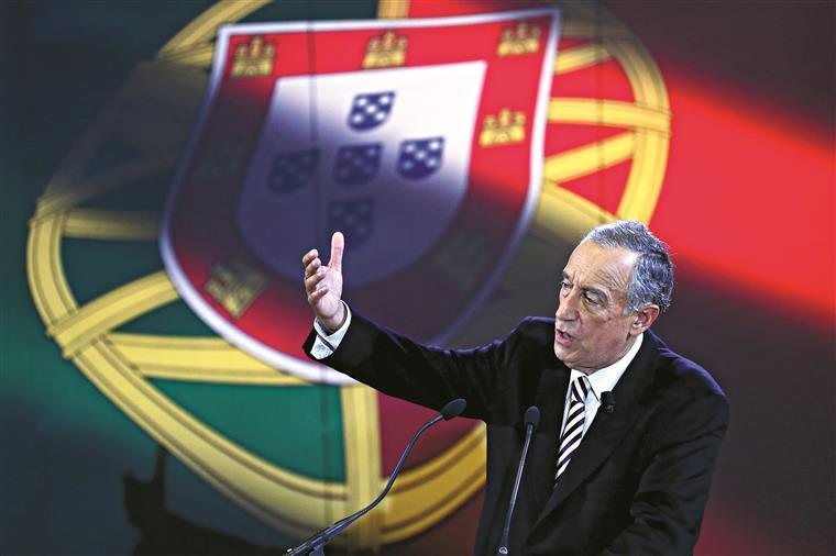 """Marcelo não vai """"onerar o sucessor com problemas evitáveis"""""""