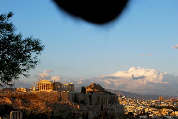 A Acrópole como nunca a vimos