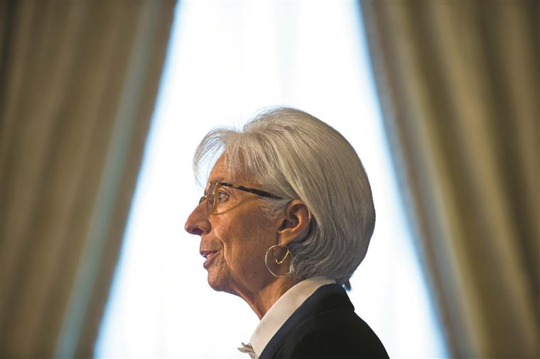 """Lagarde apontou para a necessidade de uma """"bússola moral"""" para canalizar os excessos do capitalismo"""