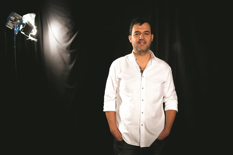 André tem 39 anos, é porta-voz do PAN e militante desde 2012, e claro o homem do momento