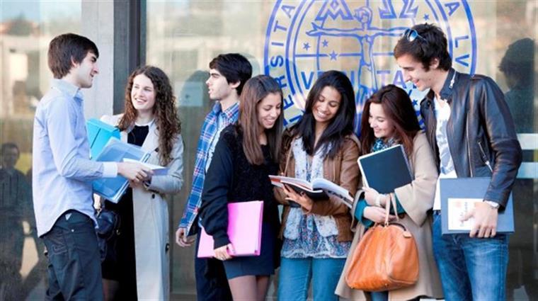 Universidades e politécnicos viram este ano 88,7% das vagas preenchidas