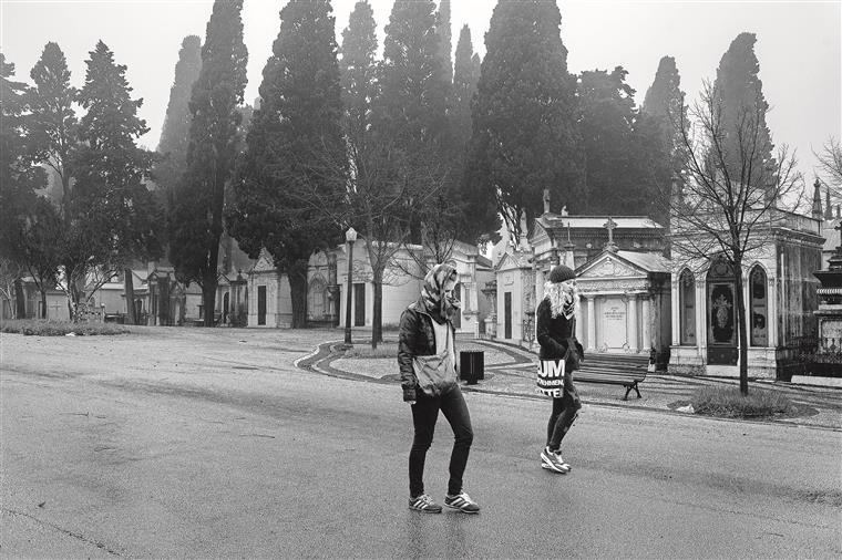 No Cemitério dos Prazeres, em Lisboa, há visitas guiadas gratuitas duas vezes por mês, aos sábados. A procura é cada vez maior, admite a câmara