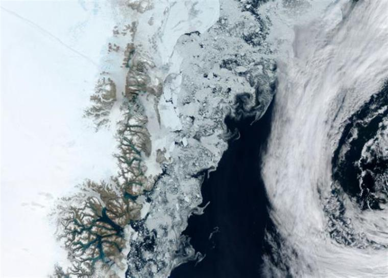 Descobertas baseiam-se em imagens de satélite recolhidas ao longo dos anos