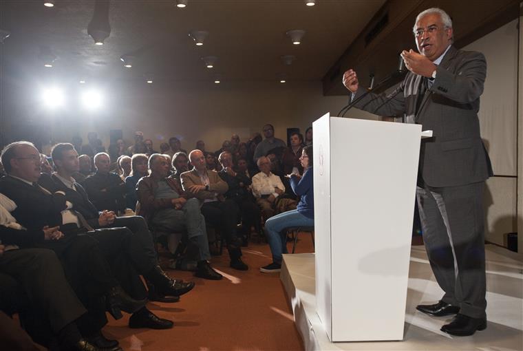 Não se pode dizer que sejam amigos, mas os caminhos políticos de António Costa e Wolfgang Schäuble já se tocaram