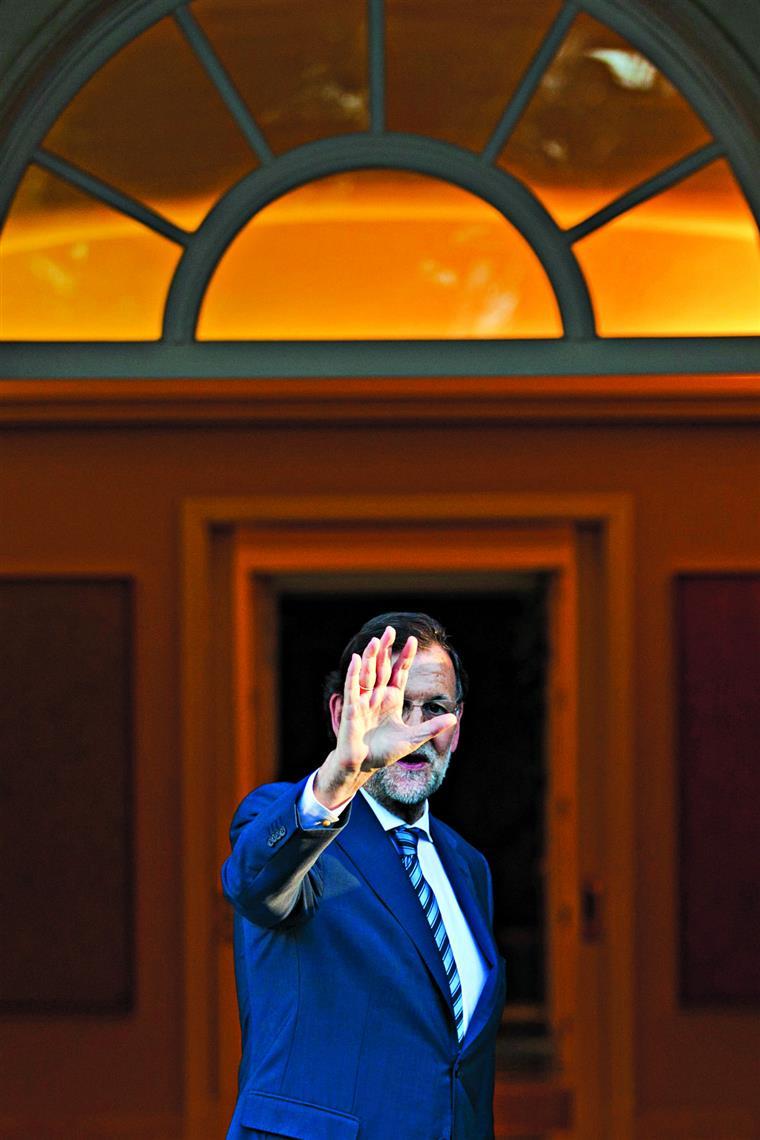 Com pulso firme, Rajoy poderá sair a ganhar em Dezembro