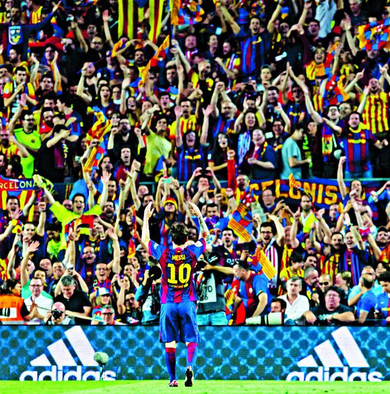 Aspirações independentistas têm sido protagonistas em finais da Taça de Espanha e outros campeonatos de futebol