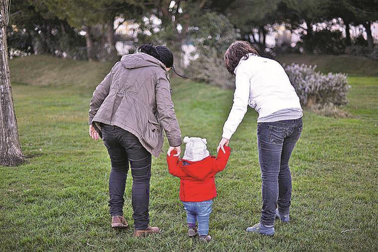 Em Janeiro, adopção por casais do mesmo sexo chumbou por pouco