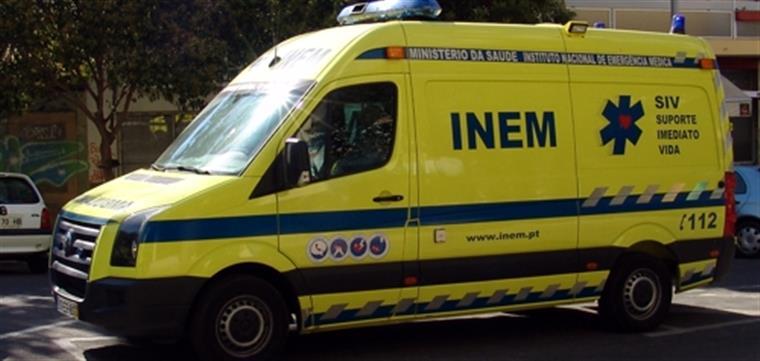 Dois dos feridos continuaram encarcerados até às 7h40