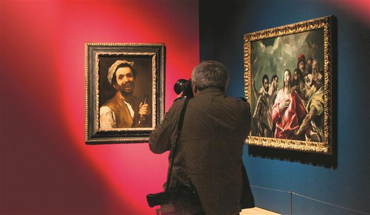 José de Ribera ao lado de El Greco, no núcleo que mostra a transição do maneirismo para o naturalismo