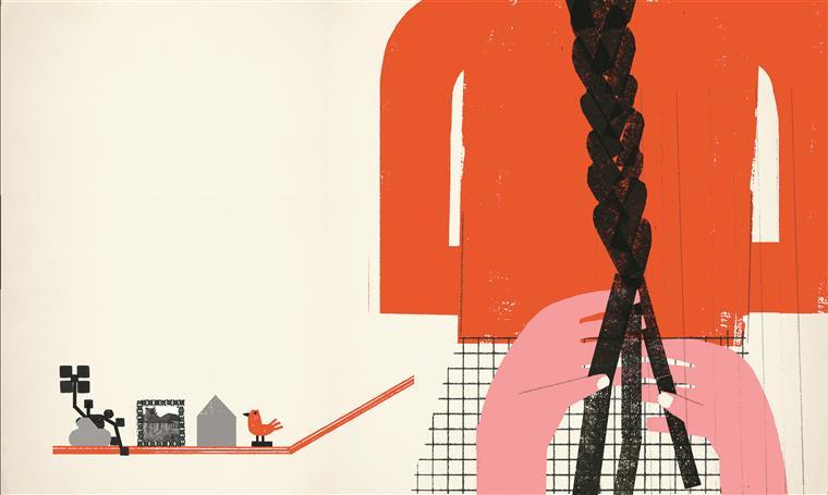 """Yara Kono A ilustradora explica que apesar de ter em conta o público-alvo, """"as ilustrações serem para crianças ou para adultos não limita"""" o seu trabalho. Yara Kono refere que a ideia """"é fazer algo que dê gozo ao autor e ao público"""". E, acrescenta, """"não há que infantilizar"""". Para a ilustradora, é necessário seguir o tema, mas """"o processo criativo é basicamente o mesmo"""". Depois, """"no final, cada pessoa faz uma leitura diferente"""". Recorda que numa imagem """"foram apenas as crianças que identificaram uma mulher que estava grávida, algo que para os adultos passou despercebido""""."""