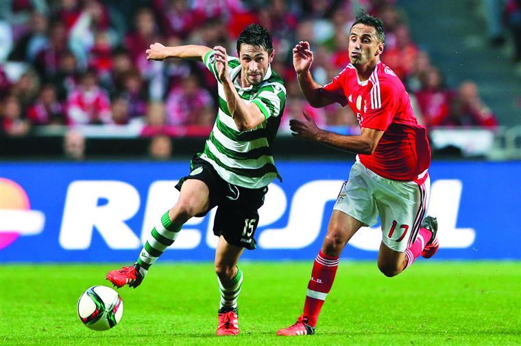 Paulo Oliveira ainda não tem companhia garantida. Ao lado terá Ewerton ou Tobias; pela frente, Jonas não foi garantido por Rui Vitória