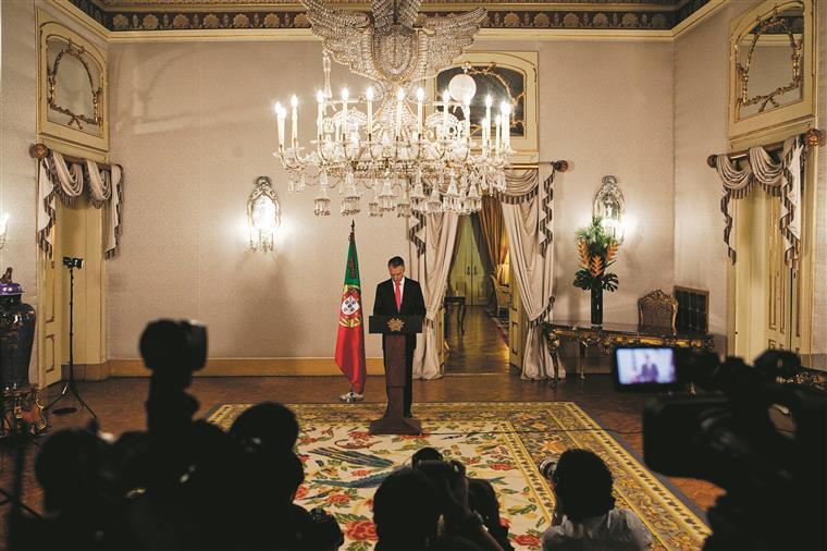 Cavaco pôs um ponto final na crise política e indigitou António Costa