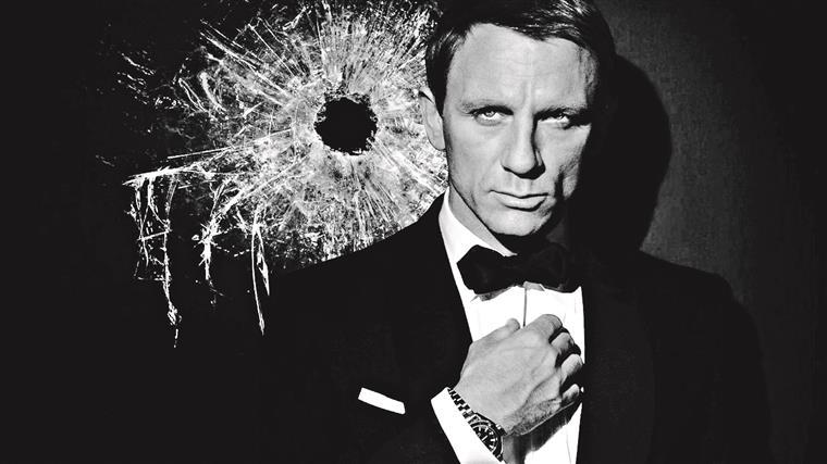 Daniel Craig conta com quatro filmes de pontaria quase sempre apurada