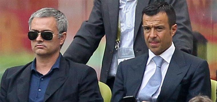 Jorge Mendes atestou a confiança na qualidade do técnico luso, de 52 anos