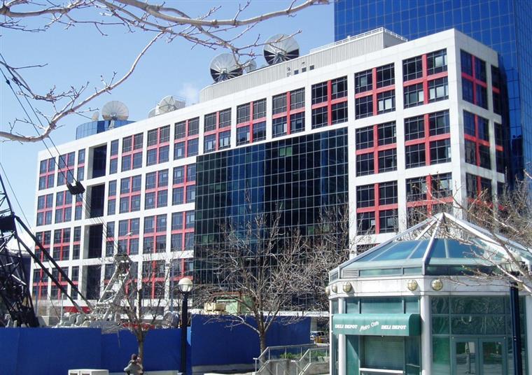 Centro de emissões da CBC, em Toronto