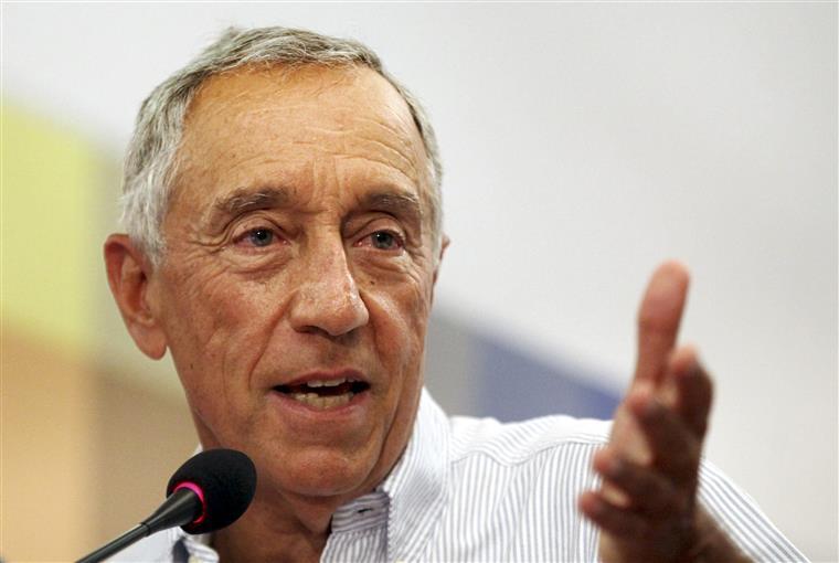 """Marcelo avisa que vai estar atento à """"solidez da base de apoio do Governo"""" no Parlamento"""