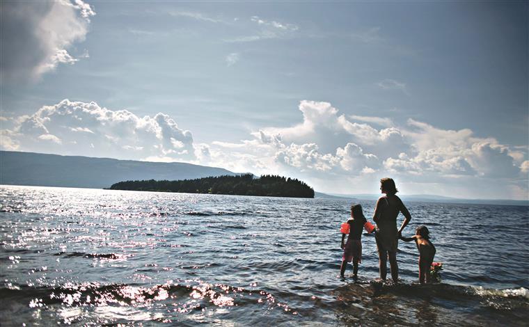 A noruega é marcada por uma forte cultura igualitária