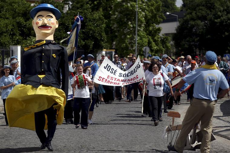 """Iniciativa do Movimento Cívico """"José Sócrates, Sempre"""""""