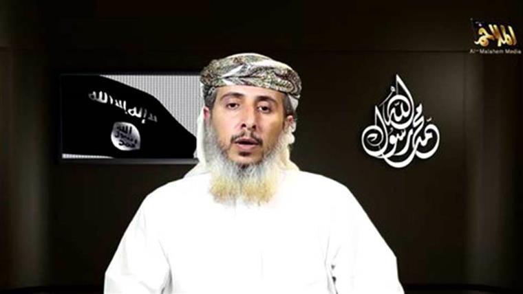 Foi Al-Anassi quem reivindicou em Janeiro o ataque dos irmãos Kouachi ao semanário satírico francês
