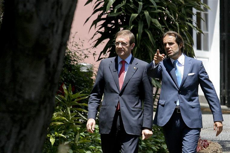 O primeiro-ministro está em visita oficial à Madeira