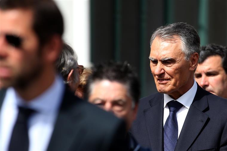 Cavaco Silva e Rosen Plevneliev têm depois um encontro privado