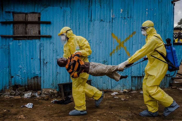 A doença foi detectada em localidades da Guiné-Conacri próximas da fronteira