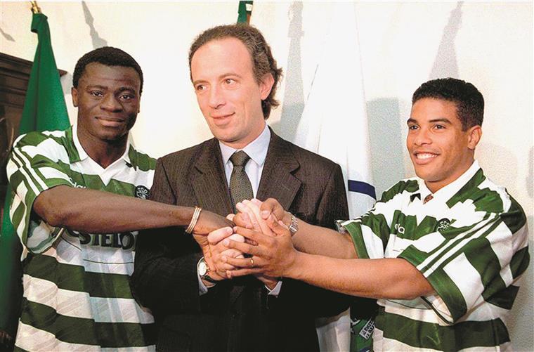 Santana com a dupla Ouattara e Assis