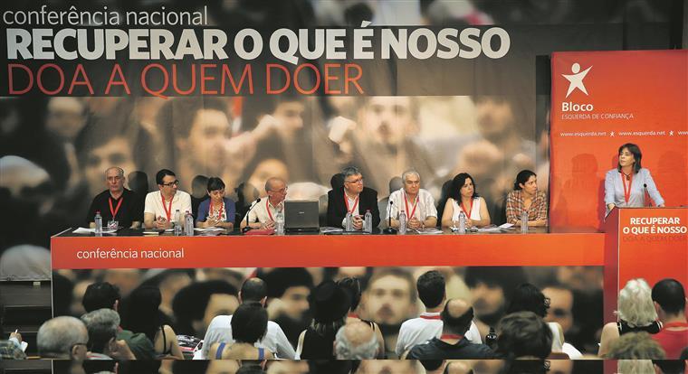 Catarina Martins fez ontem declaração para elogiar plano do governo grego