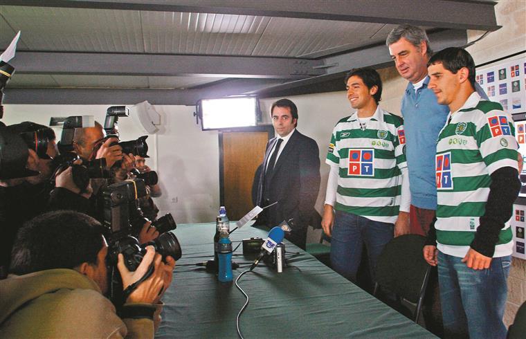 Soares Franco fez parte de várias direcções leoninas. Depois chegou à presidência, em Outubro de 2005, e saiu em Junho de 2009