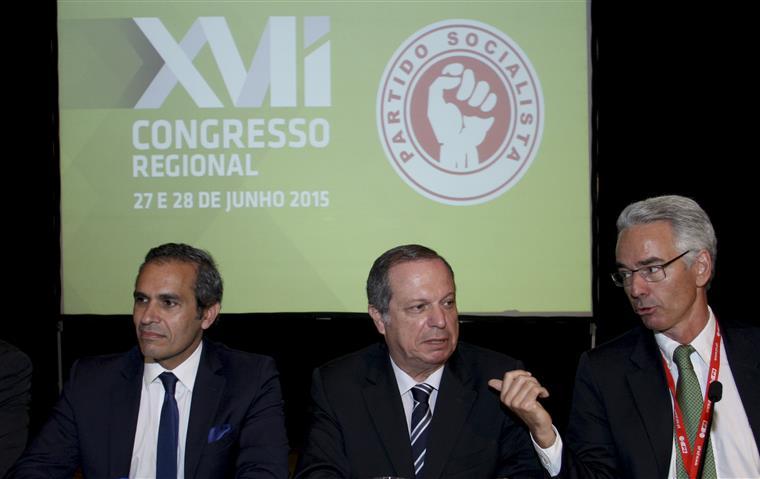Carlos César falou também da situação na Grécia reprovando os radicalismos