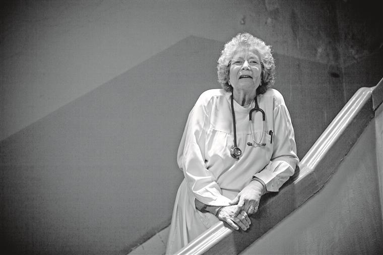 "Telma Gonçalves Pereira. ""Medicina há só uma"""