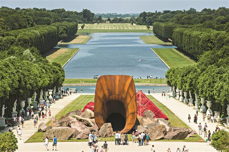 A vagina de Versalhes que a partir de hoje está aberta ao público