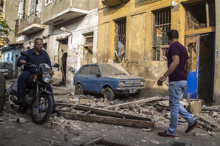 Explosão atingiu consulado de Itália