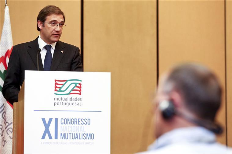 """""""A Grécia terá recebido e visto perdoados mais de 400 mil milhões de euros"""", disse"""