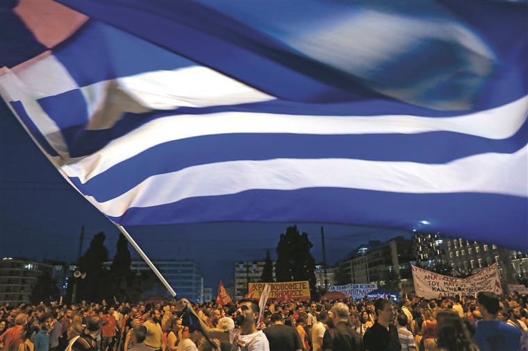 Ontem já se registavam novas manifestações contra a austeridade que aí vem