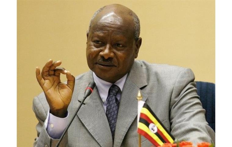 """Museveni """"é um facilitador que conhece a região, que conhece o Burundi e que é sábio"""""""