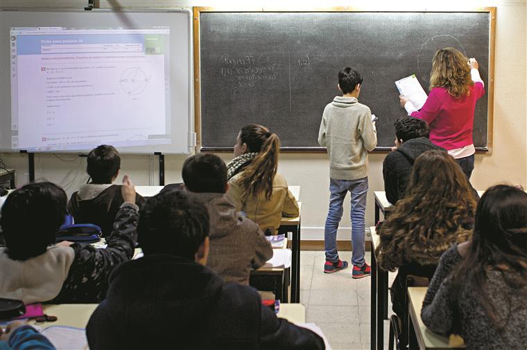 """Tribunal de Sintra teve em conta o facto de a professora """"não mostrar arrependimento"""""""