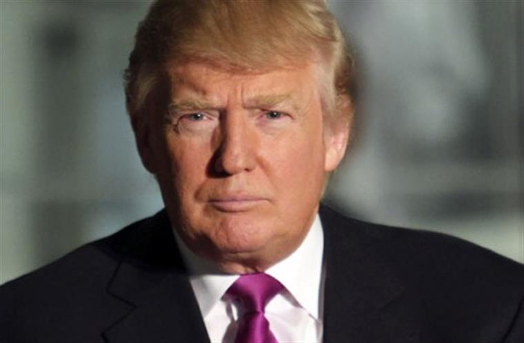 Uma sondagem coloca Donald em primeiro lugar