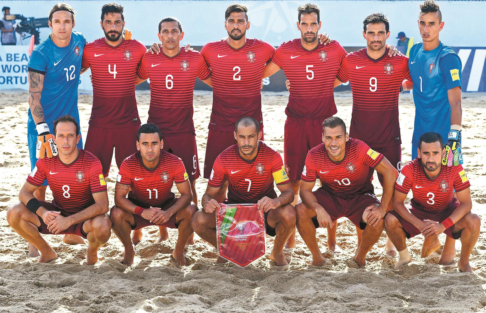 Futebol praia online