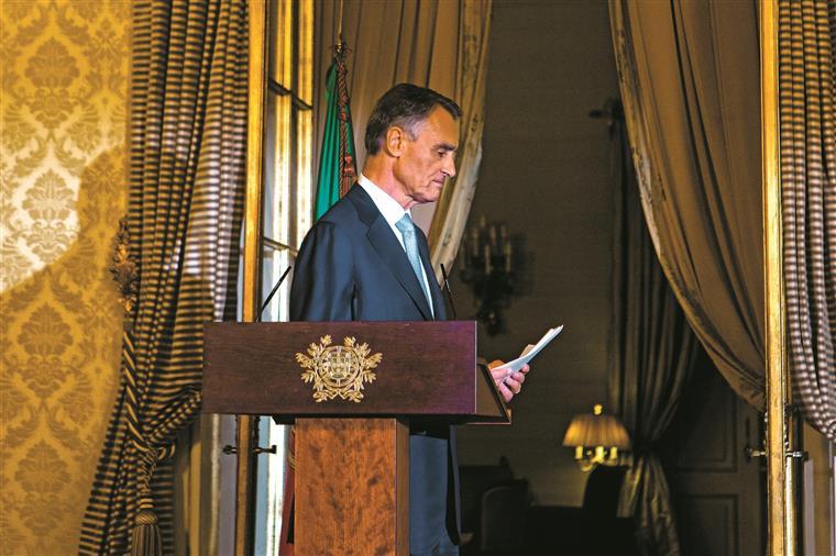 O Presidente da República marcou as eleições para 4 de Outubro