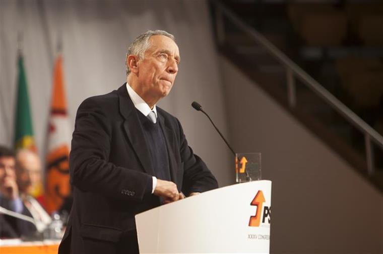 Marcelo falou na esperança dos cidadãos